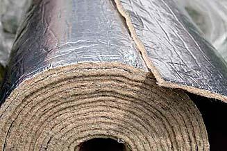 Isolante riflettente per isolamento termico in edilizia for Termosifoni in alluminio usati
