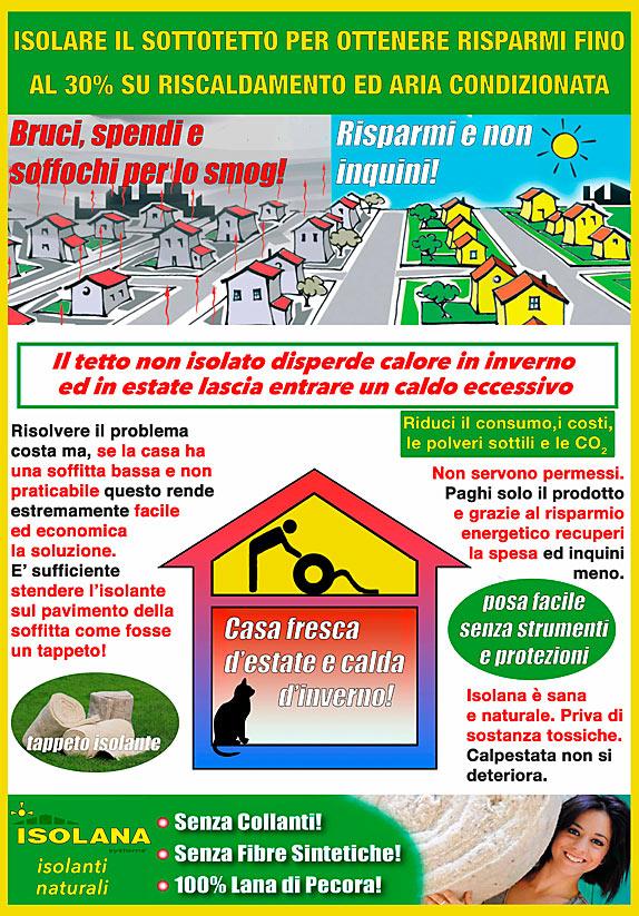 Come isolare il sottotetto abitabile dall 39 interno o una - Isolare il tetto dall interno ...